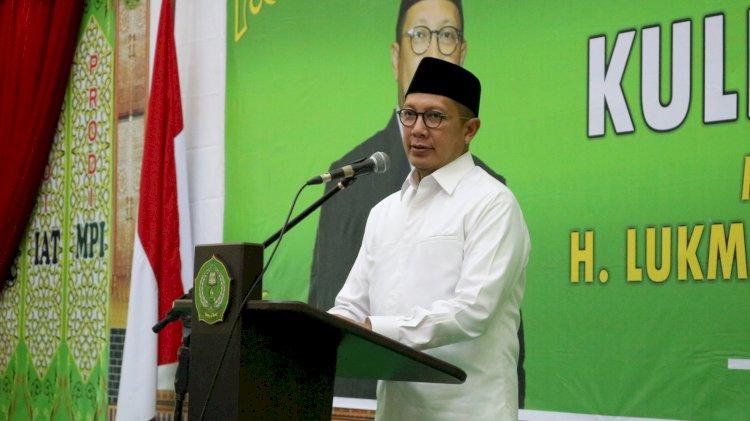 Menteri Agama Berikan Kuliah Umum di STAIN Sultan Abdurrahman Kepulauan Riau